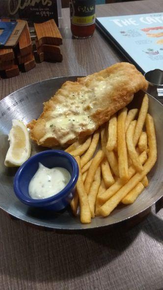 Foto Makanan di Fish & Co.