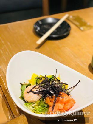 Foto 3 - Makanan(kaisen yukke salad) di Hokkaido Izakaya oleh Sienna Paramitha