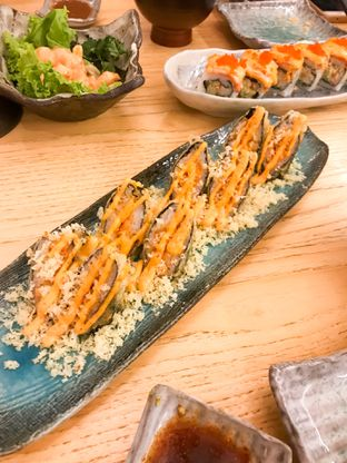 Foto 5 - Makanan(sanitize(image.caption)) di Sushi Hiro oleh @chelfooddiary