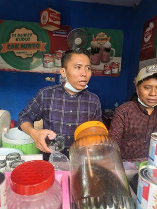 Foto review Es Dawet Kudus Cak Minto oleh Fensi Safan 4