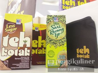 Foto review Teh Kotak oleh Hani Syafa'ah 2