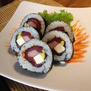 Foto 1 - Makanan(Virgin Rising Sun) di Poke Sushi oleh Pengembara Rasa