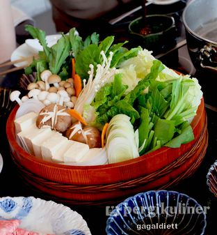 Foto 11 - Makanan di Shabu Shabu Gen oleh GAGALDIETT