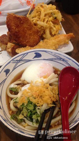 Foto - Makanan di Marugame Udon oleh a bogus foodie