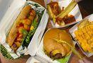 Foto Makanan di Burger Bangor