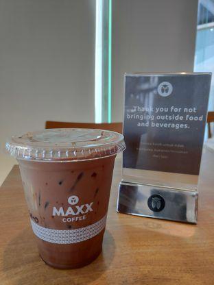 Foto - Makanan(Signature mocha) di Maxx Coffee oleh Gabriel Yudha | IG:gabrielyudha