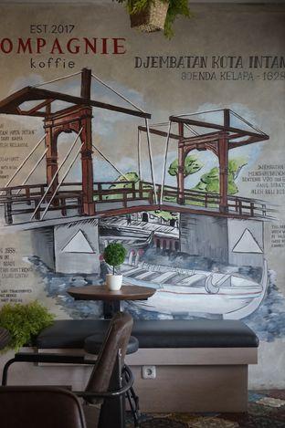 Foto 13 - Interior di Compagnie Koffie oleh yudistira ishak abrar