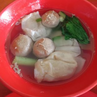 Foto 3 - Makanan di Bakmi Ahok Dempo Palembang oleh Sisil Kristian