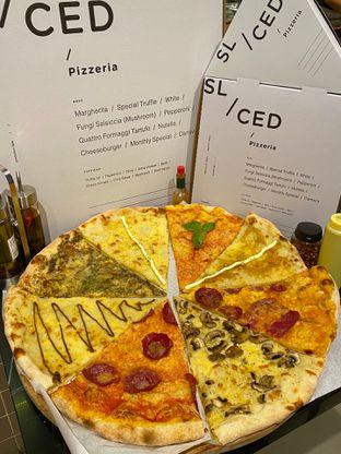 Foto 2 - Makanan di Sliced Pizzeria oleh Levina JV (IG : @levina_eat & @levinajv)
