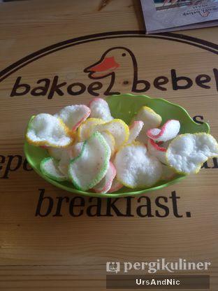 Foto 1 - Makanan(Kerupuk gratis) di Bakoel Bebek oleh UrsAndNic