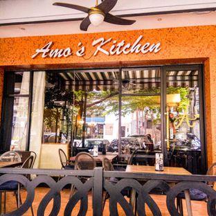 Foto review Amo's Kitchen oleh duocicip  18