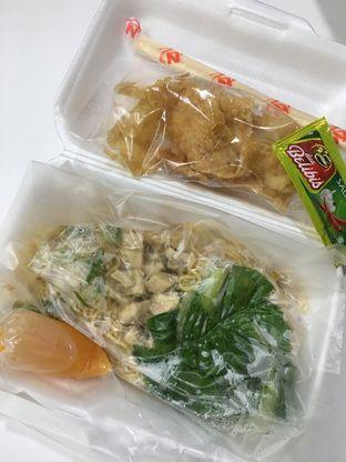 Foto 4 - Makanan di Mie Ayam Gamat oleh Prido ZH