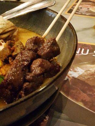 Foto 2 - Makanan di Sate Khas Senayan oleh heiyika