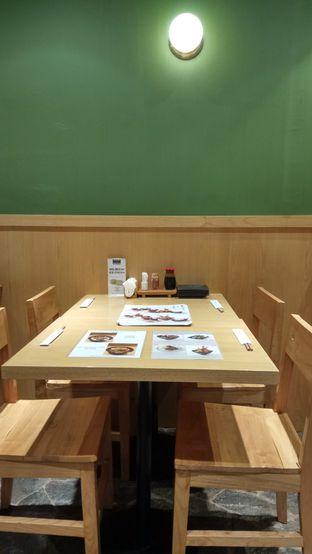 Foto 4 - Interior di Kenta Tendon Restaurant oleh YSfoodspottings