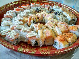Foto Makanan di Oh!Sushiyasan