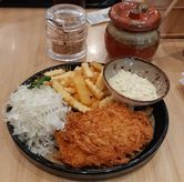 Foto Dory With Fries di Kimukatsu