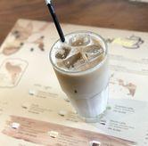 Foto Ice Coffee Latte di Kedai Kopi Aceh