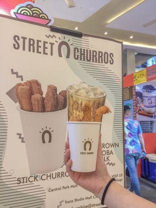 Foto 2 - Makanan di Street Churros oleh ty