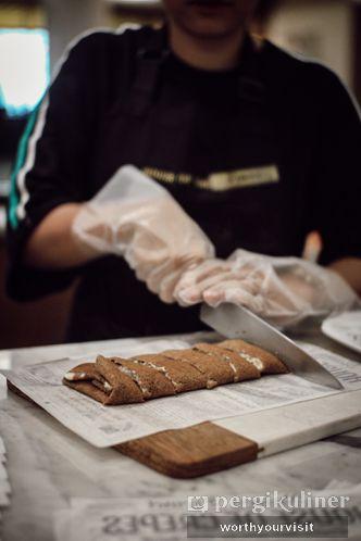 Foto Makanan di House of Crepes