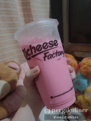 Foto - Makanan(Pink Lava) di Richeese Factory oleh Vania Callista