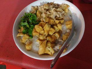 Foto 3 - Makanan di Bubur Ayam Spesial Ko Iyo oleh Saya Laper