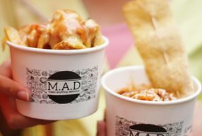 Foto M.A.D (Make Anything Delicious)