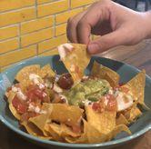 Foto Nachos Chilli Con Carne di Gonzo's Tex Mex Grill