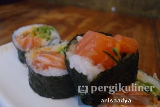 Foto review Umaku Sushi oleh Anisa Adya 3