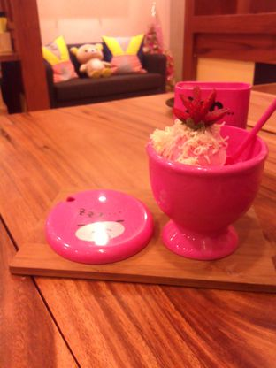 Foto 1 - Makanan(Poopy Ice Cream) di Ozumo oleh Yanni Karina