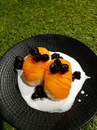 Foto Makanan di Baiza Sushi