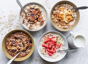 5 Manfaat Sarapan dengan Oatmeal untuk Tubuh