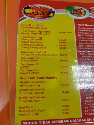 Foto review Tom Yam Mama Kitchen oleh Eatandtravelsstory  1