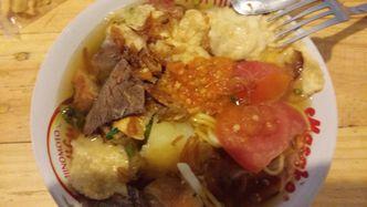 Foto Makanan di Soto Mie Betawi Sederhana