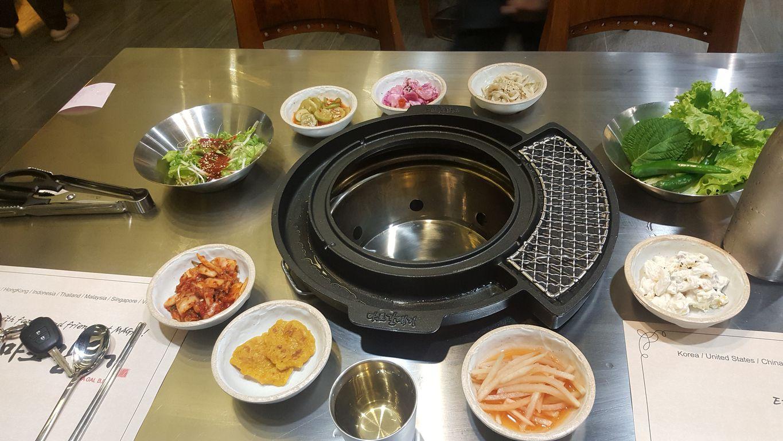 Restoran Korea Yg Slalu Enak Review Vising Lie Di Restoran