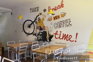 Foto review Yellow Bike Coffee oleh Sillyoldbear.id  6