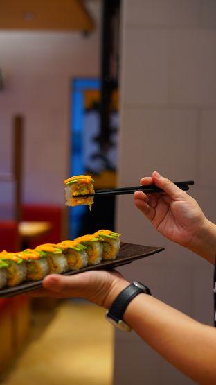 Foto review Genki Sushi oleh deasy foodie 2