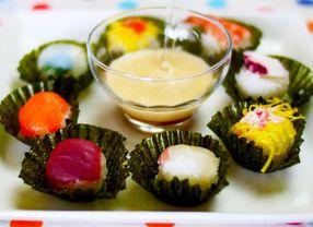 Mengenal Sushi Cupcake, Sushi Unik dengan Sentuhan Seni Pastry yang Menggemaskan
