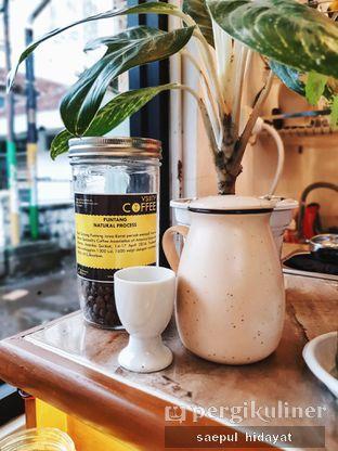 Foto 1 - Makanan(Single Origin Puntang) di VSIXTY COFFEE oleh Saepul Hidayat