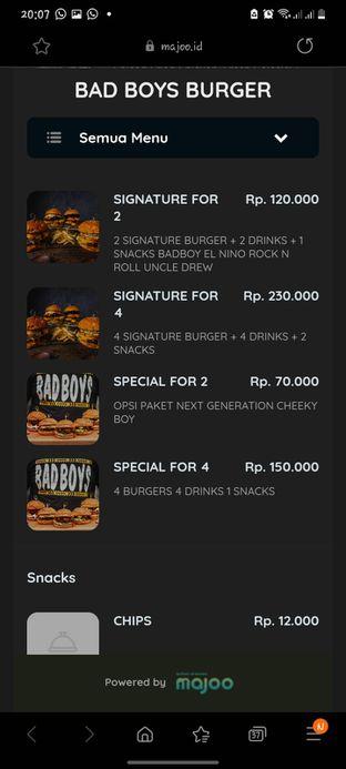 Foto review Bad Boys Burger oleh Fensi Safan 9
