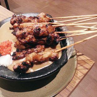 Foto - Makanan(Chicken satay 54 K) di Sate Khas Senayan oleh Febriani Djunaedi