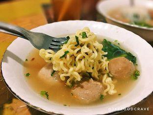 Foto review Pondok Bakso Po-So oleh IG : @Jktfoodcrave  2