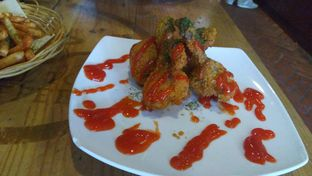 Foto 1 - Makanan di Mazel Tov oleh Muyas Muyas