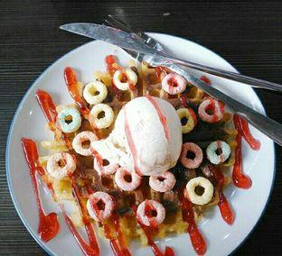 Foto 1 - Makanan di Be Waffle oleh Saskhia
