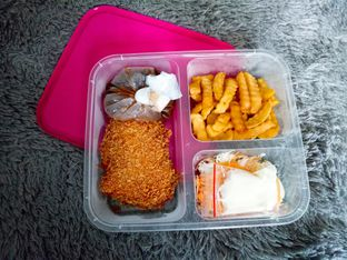 Foto - Makanan(Chicken Cordonbleu) di Solaria oleh Ratu Aghnia