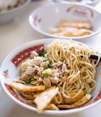 Foto Makanan di Bakmi Tan