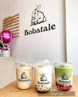 Foto review Bobatale oleh Tiny HSW. IG : @tinyfoodjournal 3