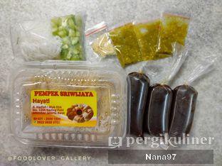 Foto 5 - Makanan di Pempek Sriwijaya oleh Nana (IG: @foodlover_gallery)