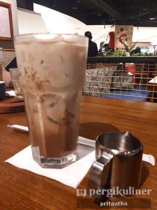 Foto 2 - Makanan(Ice Mocha) di The People's Cafe oleh Prita Hayuning Dias