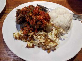 Foto 1 - Makanan di Nasi Goreng Mafia oleh Pinasthi K. Widhi