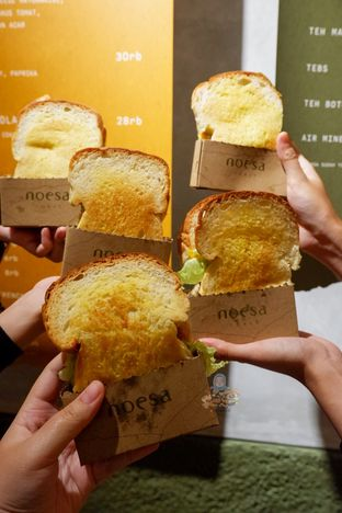 Foto 1 - Makanan di Noesa Toast oleh @Foodbuddies.id | Thyra Annisaa